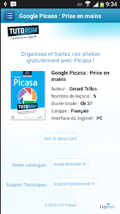 Tuto Google Picasa - screenshot