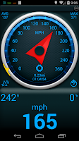 Screenshot of Gps Speedometer