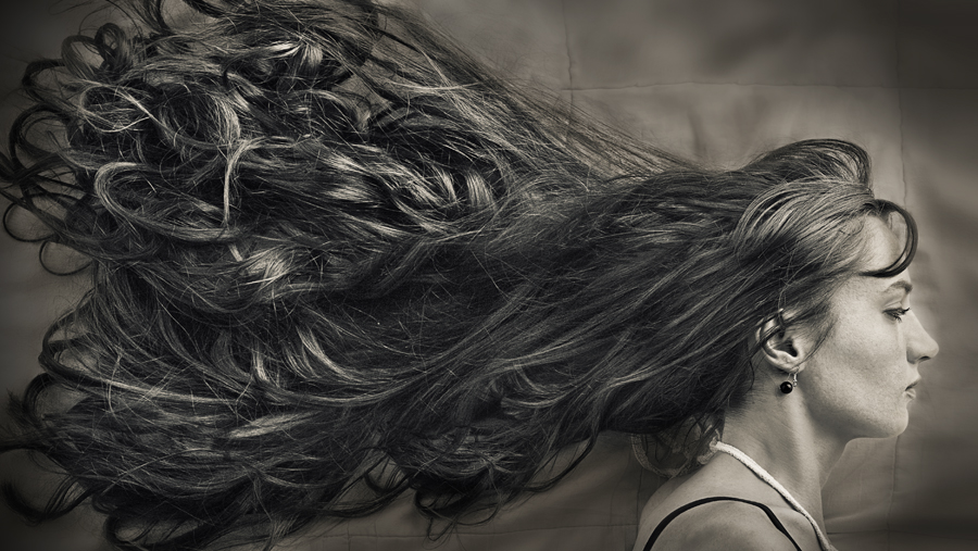 Stormy dreams by Bojan Dzodan - People Portraits of Women