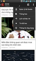 Screenshot of Doc bao - Tin tuc bao moi