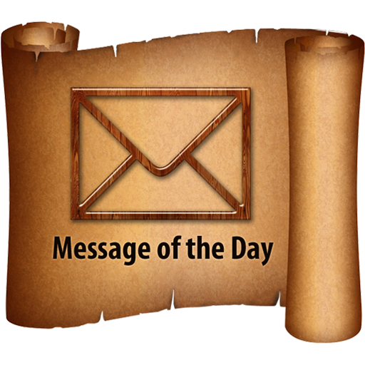 Message of the day LOGO-APP點子
