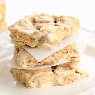 Cinnamon Toast Crunch Bars