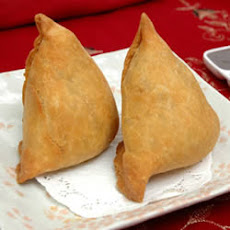 Yogurt Samosas