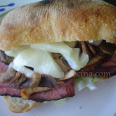 Mixed Ciabatta Sandwich