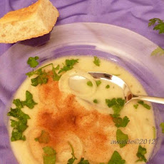 Turkish Onion Soup/Sogan Corbasi