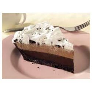 OREO® Triple Layer Chocolate Pie
