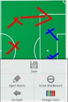 Screenshot of Sport Strategy Playmaker