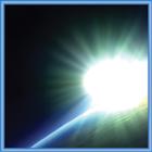 Supernova HD Live Wallpaper icon