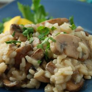 Portobello Mushroom Risotto Recipes