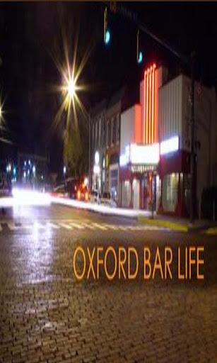 Oxford Bar Life