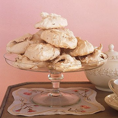 Brown Sugar Meringues