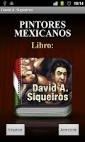 Screenshot of AUDIOLIBRO: David Alfaro Sique