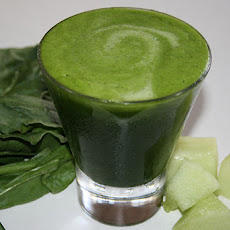 Spinach & Melon