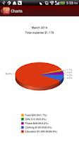 Screenshot of Expense Tracker(Paid)