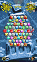 Screenshot of Jewels Towers FREE