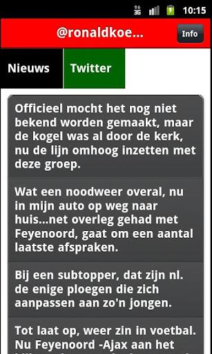 【免費運動App】Feyenoord Online-APP點子