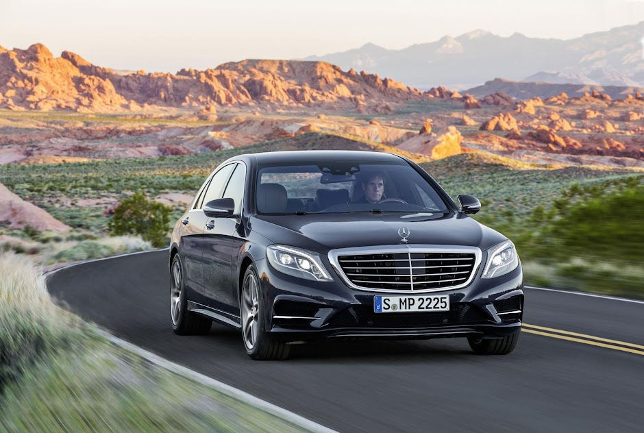 mercedes-benz s-class pictures