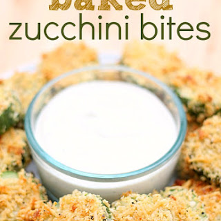 Baked Zucchini Bites Recipes