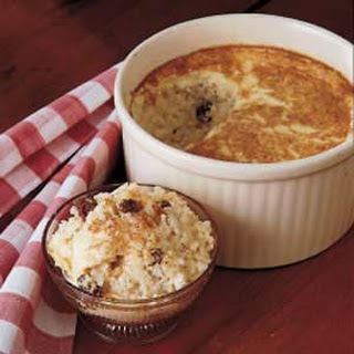 Grandma's Rice Pudding