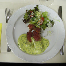 French Bearnaise Sauce