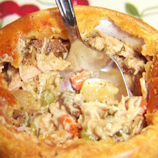 Casserole Queen Pot Pie
