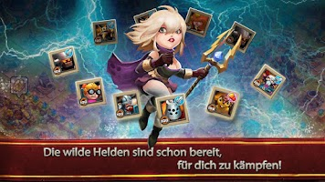 Screenshot of Clash of Lords 2: Ehrenkampf