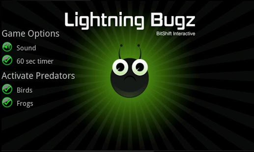 Lightning Bugz - screenshot