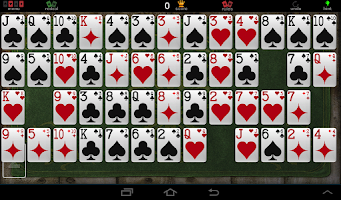 Screenshot of Full Deck Solitaire