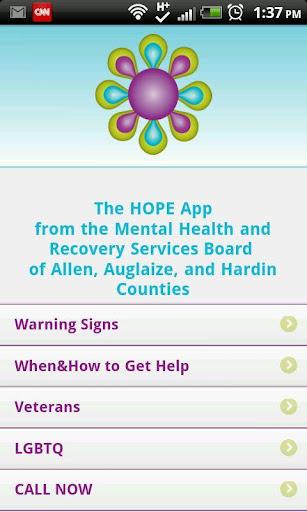 The HOPE App