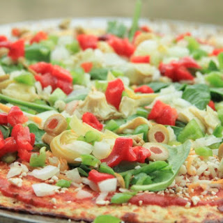 Gourmet Vegetarian Pizza Recipes