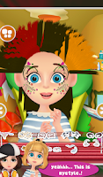 Screenshot of Kids Hair Salon - Kids Game