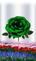 Screenshot of Rose 3D Flower
