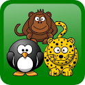 Zoo Animals Free icon