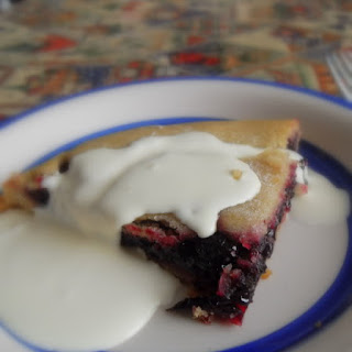 Black Currant Desserts Recipes