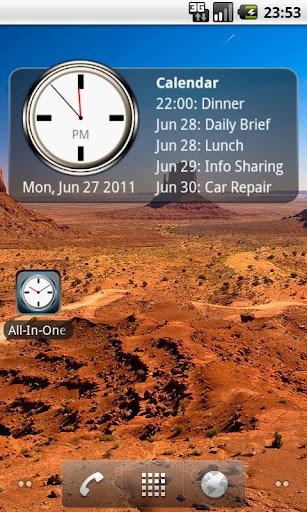 免費個人化App All-In-One Widget 阿達玩APP