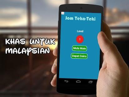 Jom Teka Teki- screenshot thumbnail