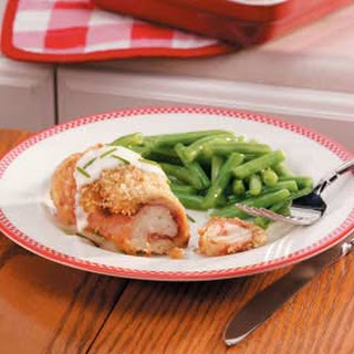 Quick Chicken Cordon Bleu