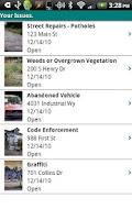 Screenshot of Ask Longview!
