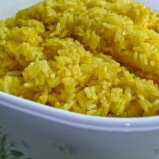 Yellow Glutinous Rice