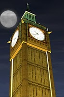 Screenshot of London LWP Big Ben
