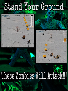 Army vs. Zombies2 - screenshot