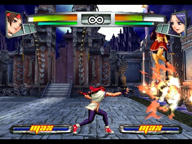 The King of Fighters Neowave