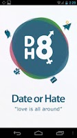 Screenshot of D8H8 - Date or Hate