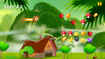 Screenshot of Flying Monkey : Game