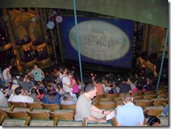 orbs in the theater