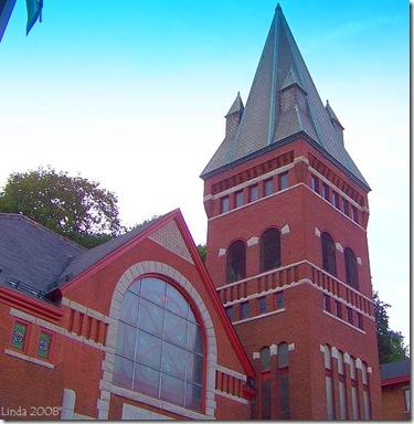 Norwich central baptist church