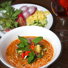 Laksa & Noodles Night with Malaysian Chef Norman Musa