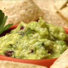 Avocado and Tomatillo Dip