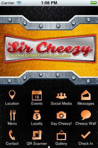 Sir Cheezy Food Truck