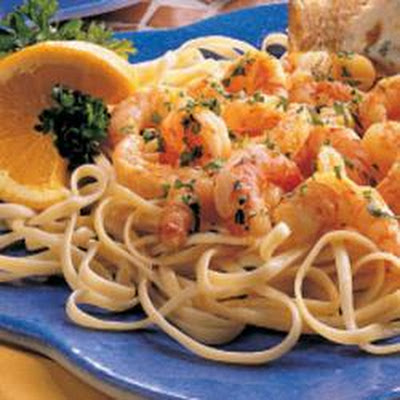 Citrus Garlic Shrimp